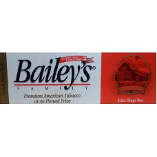 BAILEY'S FILTER BOX