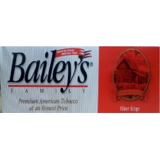 BAILEY'S FILTER 100'S