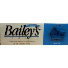 BAILEY'S BLUE 100'S