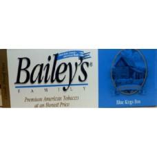 BAILEY'S BLUE BOX