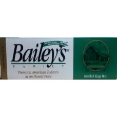 BAILEY'S MENTHOL BOX