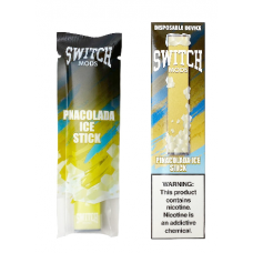 SWITCH MODS 5% NICOTINE 1.3ml DISPOSABLE / 10pk PINA COLADA ICE