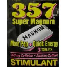 357 MAGNUM PACKETS/24-3PK