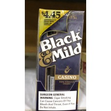 BLACK & MILD CASINO 10-5pk $4.45 **Promotion**