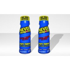 Never Hungover/12ct Party Supplement