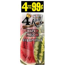 4 K'S cig Strawberry Lemonade /15-4pk-99c