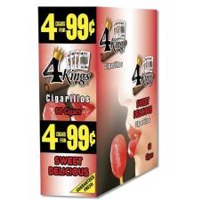 4 K'S cig Sweet Delicious /15-4pk-99c