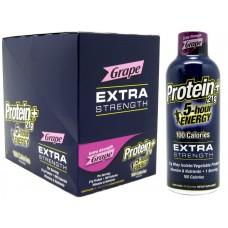 5 Hour Protein+ Extra Strength Grape 6oz / 6pk