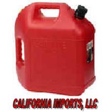 GAS CAN FIVE GALLON/1