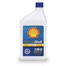 FORMULA SHELL MOTOR OIL SAE 5W-30/12