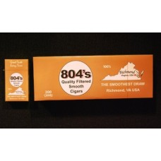 804's Smooth Filtered Cigars
