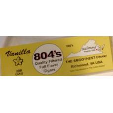 804's Vanilla Filtered Cigars