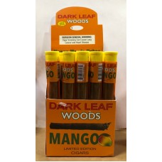 DARK LEAF WOODS MANGO /25-1pk