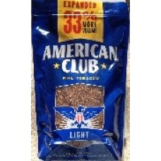 AMERICAN CLUB LIGHT PIPE TOB 4.5lb BULK BAG