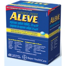 ALEVE Pain Reliever/50