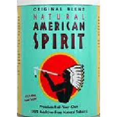 American Spirit RYO Original Light Blue CAN
