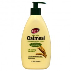 AMORAY Oatmeal Body Lotion Skin Relief/12oz.