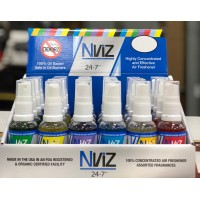 Nviz 24-7 Fragrance Collection Spray & Burning Oil Combo/24ct