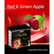 ARGELINI Red & Green Apple/6-20g Shots