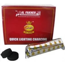 Al Fakher Charcoal 33mm
