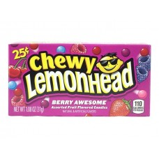 CHEWY LEMONHEAD BERRY AWESOME 25c/24