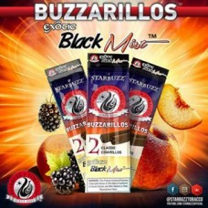 BUZZARILLOS EXOTIC BLACK MIST 15/2pk