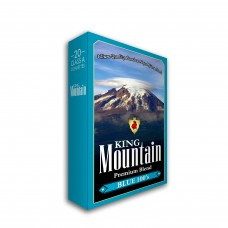 KING MOUNTAIN BLUE 100'S BOX
