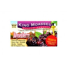 King Moassel Hookah Tob. Boysenberry /10-50g