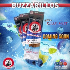 BUZZARILLOS EXOTIC BLUE MIST 15/2pk