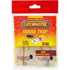 CATHMASTER MOUSE TRAP/2PK
