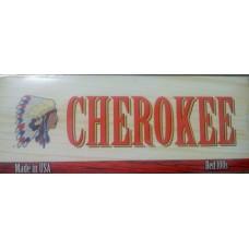 CHEROKEE RED 100'S