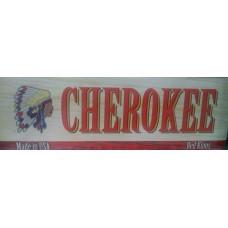 CHEROKEE RED KINGS