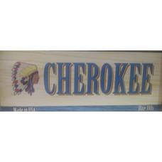 CHEROKEE BLUE 100'S