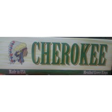 CHEROKEE MENTHOL GREEN KINGS