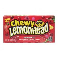 CHEWY LEMONHEAD REDRIFIC 25c/24