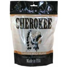 CHEROKEE turkish pipe tobacco/16oz.