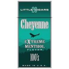 CHEYENNE BIG CIGAR EXTREME MENTHOL