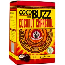 COCOBUZZ By STARBUZZ Coconut Charcoal 108ct box (18)