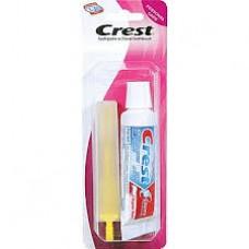CREST w/ Toothbrush / 6