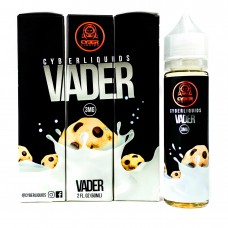 CYBERLIQUIDS VADER 0mg 60ml / 1 Bottle