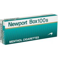 NEWPORT MENTHOL 100 BOX