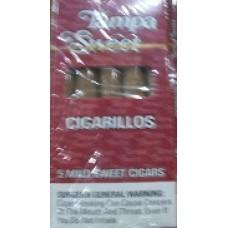T.S.  CIGARILLOS 5/5PK BOGO