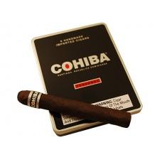 COHIBA BLACK PEQUENOS / 5-6 tins