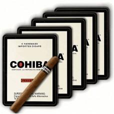 COHIBA PEQUENOS/5-6 tins