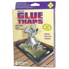 DEAD END Mouse Glue Trap/4pk