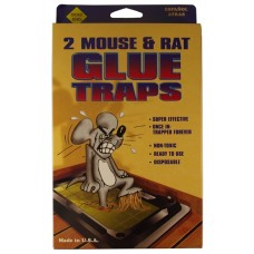 DEAD END Mouse & rat Glue Trap/2PK