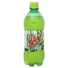 DIET MOUNTAIN DEW /24-20oz BOTTLES