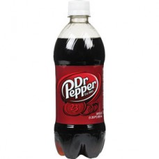 DR PEPPER/24-20oz BOTTLES