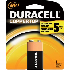 DURACELL 9V / 12 [Made In USA]