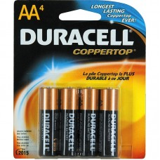 DURACELL AA4 / 12